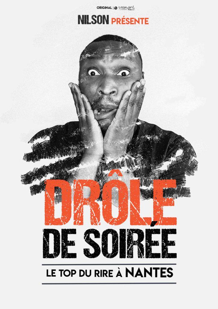 Drole De Soiree By Nilson Le Plateau D Artistes Theatre 100 Noms